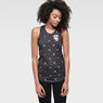 G-Star RAW® Loreen Tanktop Black