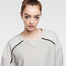 G-Star RAW® Keshan Sweat Grey flat front