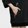 G-Star RAW® Tatum Boyfriend Sweater Dress Black