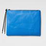 G-Star RAW® Apry Clutch Light blue back flat