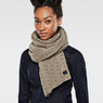 G-Star RAW® Trofur Scarf Grey