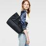 G-Star RAW® Originals Derlil Shopper Bag Black front flat