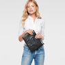 G-Star RAW® Ave Clutch Black front flat