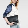G-Star RAW® Derlil Shoulder Bag Black front flat