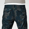 G-Star RAW® Raw For The Oceans - Rovic Combat Bermuda Shorts Green front flat