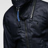 G-Star RAW® RAW for the Oceans - Hooded Bomber Dark blue flat front