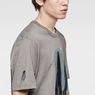 G-Star RAW® Raw For The Oceans -Occotis Graphic Tee Grey