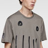 G-Star RAW® Raw For The Oceans -Occotis Zoom Long Tee Grey