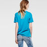 G-Star RAW® Raw For The Oceans - Machine Graphic Tee Medium blue