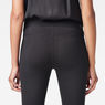 G-Star RAW® Us Slim 3301 Legging Black model back zoom