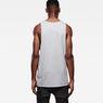 G-Star RAW® Jeroe Art Tank Top Grey model back
