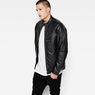 G-Star RAW® Revend G.P.L. Jacket Black model side