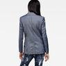 G-Star RAW® Bronson Boyfriend Blazer Dark blue model back