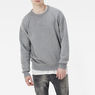 G-Star RAW® Toublo Sweater Grey model front