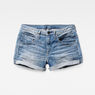 G-Star RAW® Arc Boyfriend Shorts Light blue front