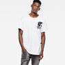 G-Star RAW® Codar 2 T-Shirt White model front