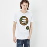 G-Star RAW® Warth T-shirt White model front