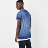 G-Star RAW® Xartic T-shirt Dark blue model back