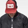 G-Star RAW® Afrojack Trucker Cap Red