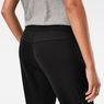 G-Star RAW® Verdah Sweatpants Black model back zoom