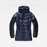 G-Star RAW® Alaska Classic Coat Dark blue flat front