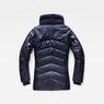 G-Star RAW® Alaska Classic Coat Dark blue flat back