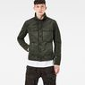 G-Star RAW® Vodan PM 3D Slim Jacket Green model front
