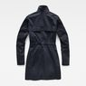 G-Star RAW® Minor Slim Trench Dark blue flat back