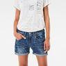 G-Star RAW® Arc 3D Shorts Medium blue model front