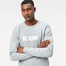 G-Star RAW® Pruxon Sweater Grey model front