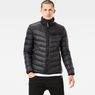 G-Star RAW® Attacc Down Jacket Black model front
