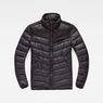 G-Star RAW® Attacc Down Jacket Black flat front