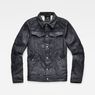 G-Star RAW® Motac Deconstructed 3D Slim Jacket Dark blue flat front