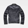 G-Star RAW® Motac Deconstructed 3D Slim Jacket Dark blue flat back