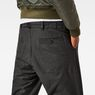 G-Star RAW® Bronson Loose Chino Gris model back zoom