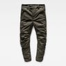 G-Star RAW® Rackam Cargo Deconstructed Tapered Pants Grey flat front