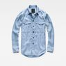 G-Star RAW® Rovic Boyfriend Shirt Medium blue
