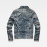 G-Star RAW® Motac Deconstructed 3D Slim Jacket Light blue flat front