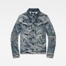 G-Star RAW® Motac Deconstructed 3D Slim Jacket Light blue flat back
