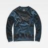 G-Star RAW® Core 3 Sweater Dark blue flat front