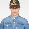 G-Star RAW® Avernus Patterned Baseball Cap Green