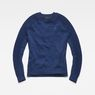 G-Star RAW® Suzaki Knit Dark blue flat front