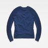 G-Star RAW® Suzaki Knit Dark blue flat back