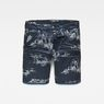 G-Star RAW® G-Star Elwood X25 3D Tapered Men's Shorts Dark blue front