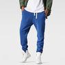 G-Star RAW® Mayer Sweat Pants Dark blue model back