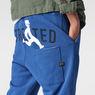 G-Star RAW® Mayer Sweat Pants Dark blue model back zoom