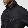 G-Star RAW® Arc Chppr 3D Jacket Dark blue flat front