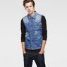 G-Star RAW® Attc Slm 3D Jacket Light blue model front