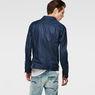 G-Star RAW® Attc Slm 3D Jacket Dark blue model back