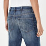 G-Star RAW® 5620 3D Pouch High Waist Boyfriend Jeans Blue